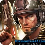 League of War Mercenaries APK v7.6.93 MOD Attack Online Android free download