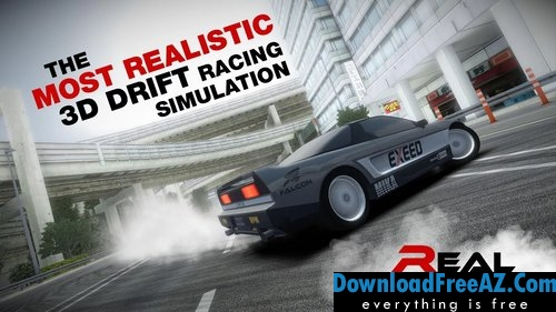 Real Drift Car Racing APK v4.5 + MOD (Unlimited Money) for Android free