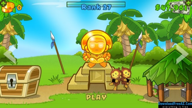 Bloons TD Battles APK v4.8 + MOD (Unlimited Medallions) Android free