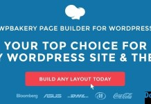 Visual Composer v5.5.5 - WPBakery Page Builder Free Nulled