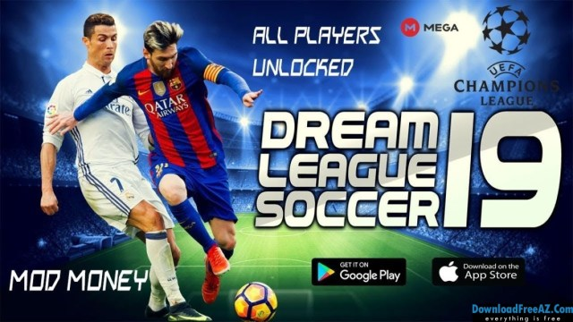 Download Dream League Soccer 2019 – DLS 19 APK + FULL MOD + Data Free