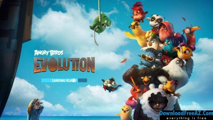 Download Free Angry Birds Evolution APK v1.26.0 + MOD + Data For Android
