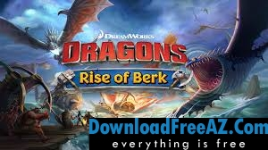 Download Free Dragons: Rise of Berk APK + MOD (Unlimited Runes) for Android