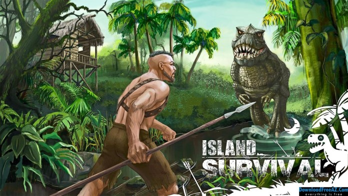 Download Free Jurassic Island: Lost Ark Survival + МOD (Free Shopping) for Android