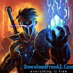 Download Free Heroes Infinity: Gods Future Fight + (Mod Money) for Android