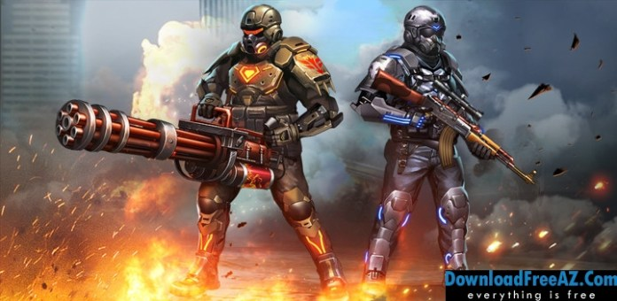 Download Zombie Shooter: Pandemic Unkilled + (Infinite money/coin) for Android