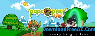 Download Papa Pear Saga + Mod (a lot of money) for Android