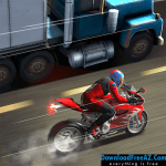 Download Bike Rider Mobile Moto Race & Highway Traffic + (Mod Money) for Android