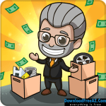 Download Idle Factory Tycoon + (Mod Money) for Android