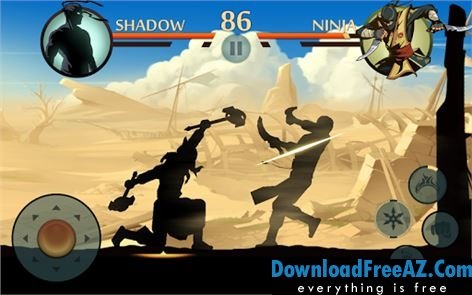 Download Shadow Fight 2 APK + MOD (Unlimited Money) Android free