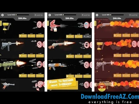 Download Gun Idle + (unlimited money) for Android