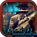 Download Last Hope Sniper Zombie War + (Mod Money) for Android