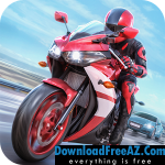 Download Racing Fever Moto + (Mod Money) for Android
