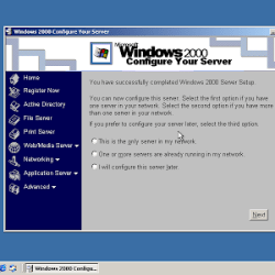Where can you download Windows Server 2000 for free