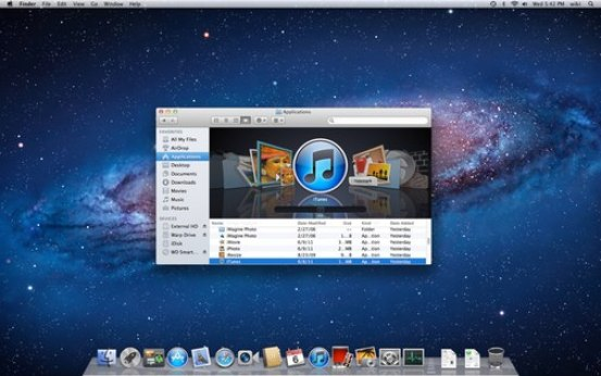 Where can you download MAC OS X Lion (10.7) ISO Image for free