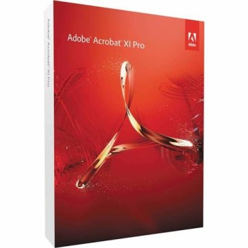 Where can you download Adobe Acrobat Pro XI