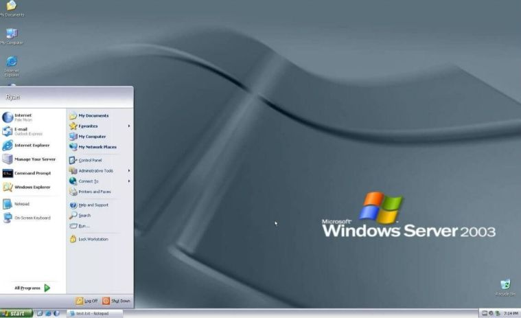 How to download Windows Server 2003 R2 ISO for free