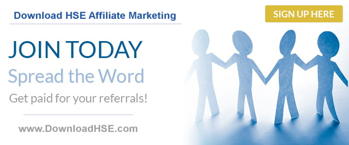 Download HSE Affiliate Marketing - Earn Today!