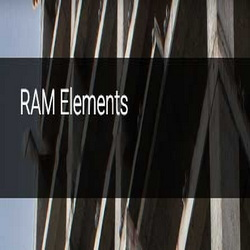 Bentley RAM Elements CONNECT Edition 16.01.01.74 x64 Free download