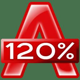 Alcohol 120% 2.1.1 Build 611 Multilingual Free download