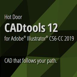 Hot Door CADtools 12.2.7 for Adobe Illustrator Win/ 12.1.1 macOS Free download