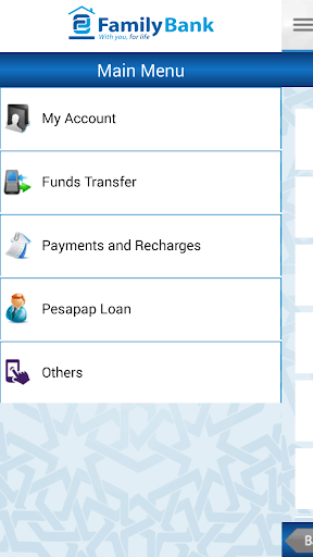 Download PesaPap Family Bank App