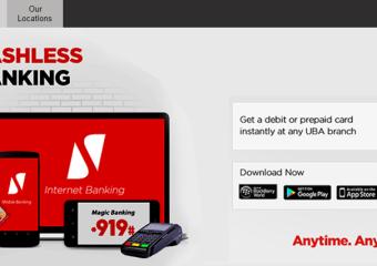 UBA Internet Banking App