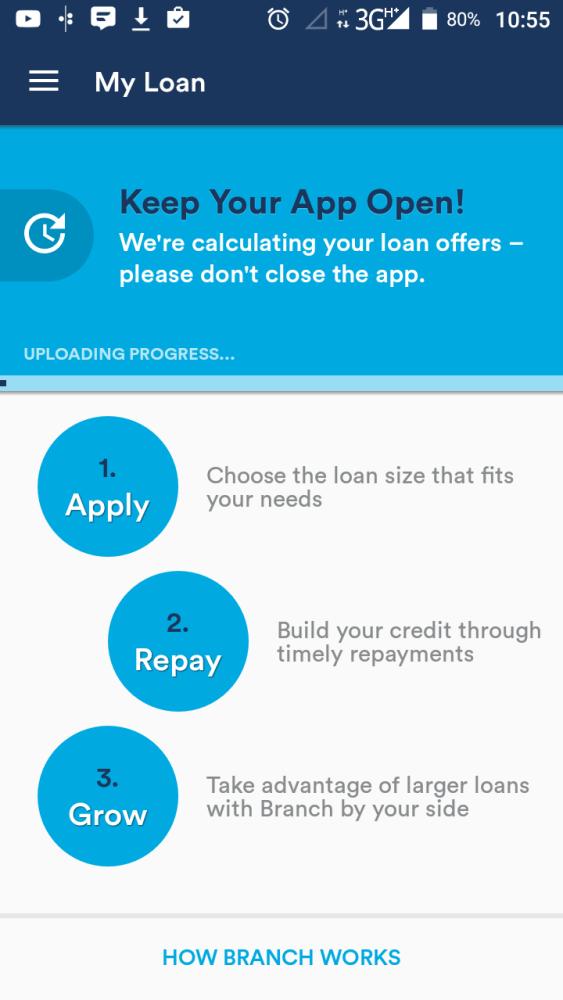 Best Quick Loan App in Nigeria - Branch