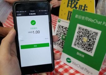 Wechat Pay China Wallet for Foreigners