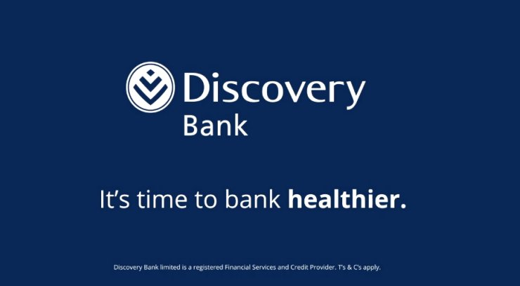Discovery Bank Mobile App Download