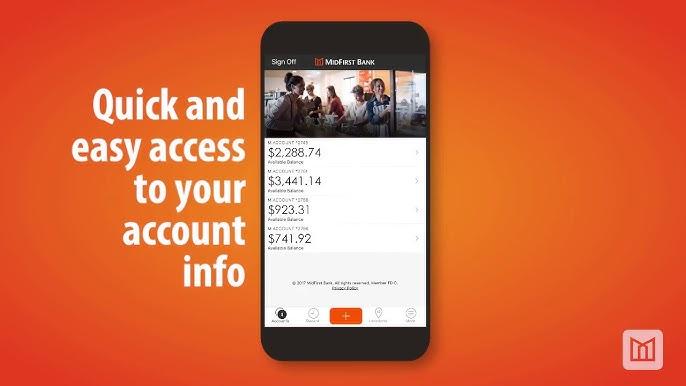 Midfirst Bank Online Banking Login