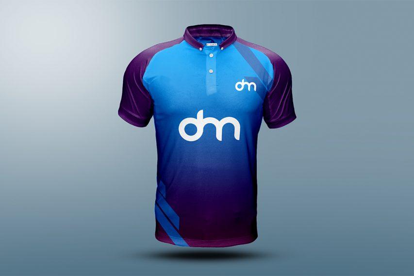 Download Free Sports T-Shirt Mockup PSD | Download Mockup