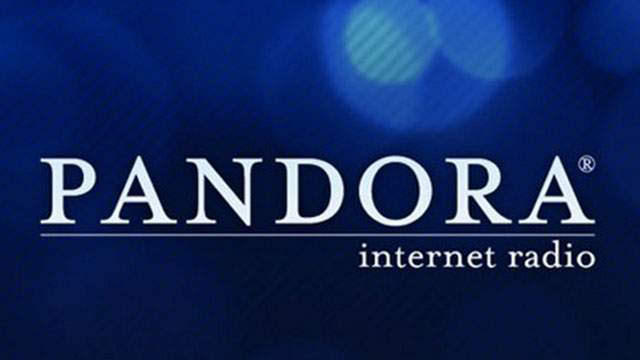 Бесплатные сайты для прослушивания музыки: Пандора