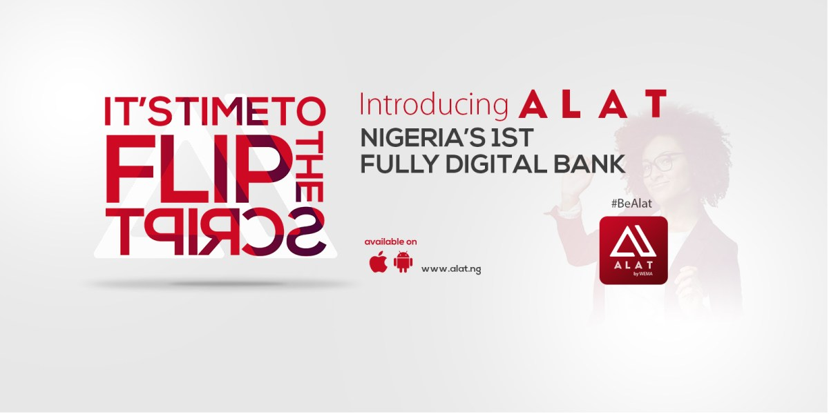 Install Alat By Wema Bank & Start Banking In 5 Minutes