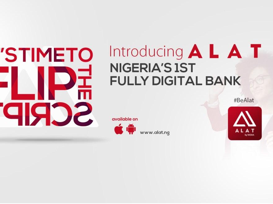 Download ALAT App - Wema Bank Digital Banking