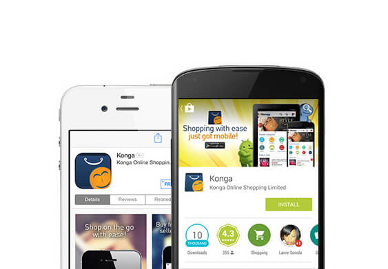 Download Konga App For Android