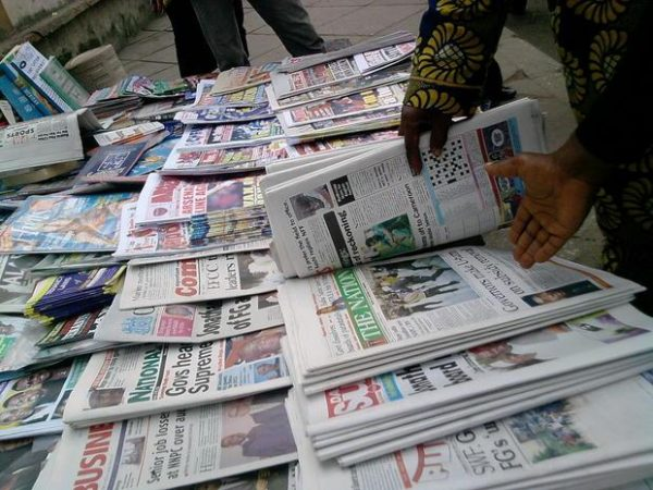 Download Nigerian Newspapers App