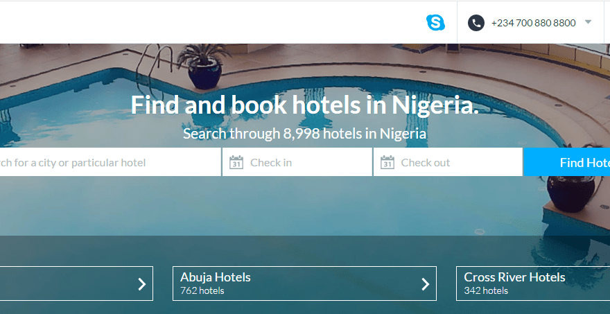 Download Hotels.NG App For Cheapest Hotels In Nigeria