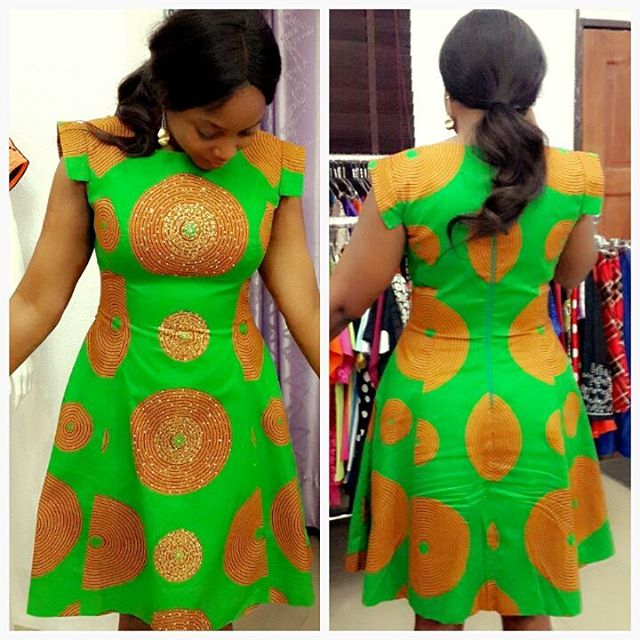 Download Latest Ankara Styles For Ladies