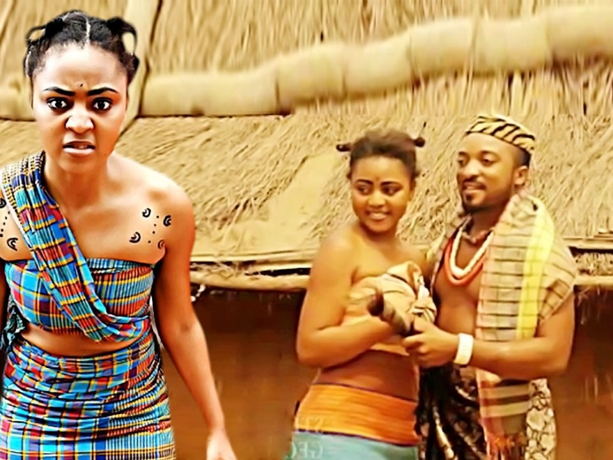 Download Regina Daniel Nollywood Movies