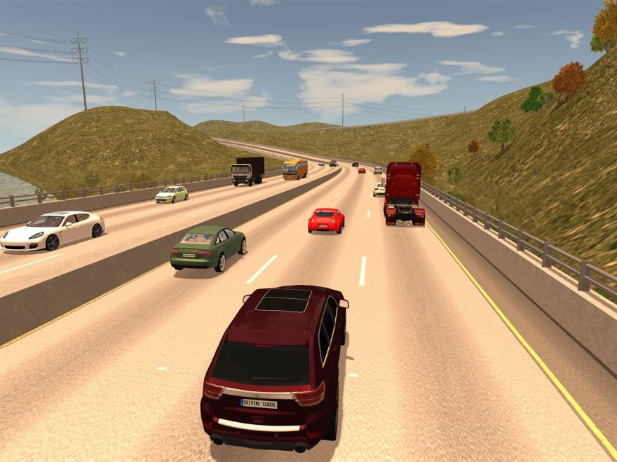 Car Driving School Simulator APK Game Download