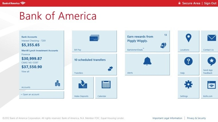 Download Bank of America Mobile App for Instant Personal Banking