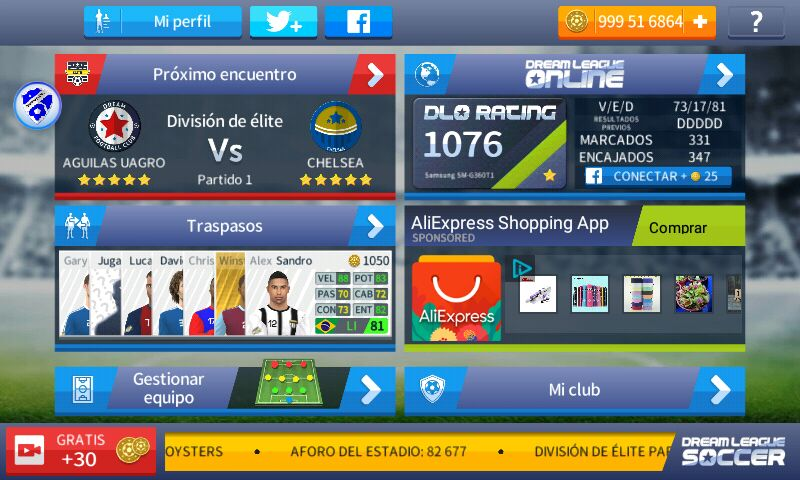 Image result for Dream League Soccer 2019