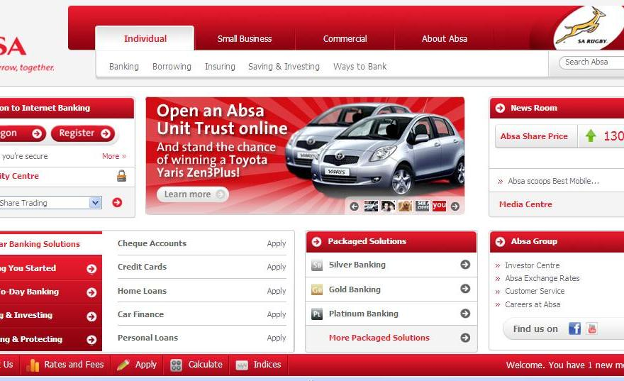 ABSA Mobile App Download For Android