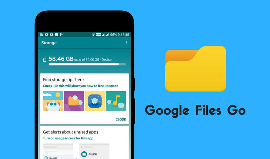 Download Google File Go App