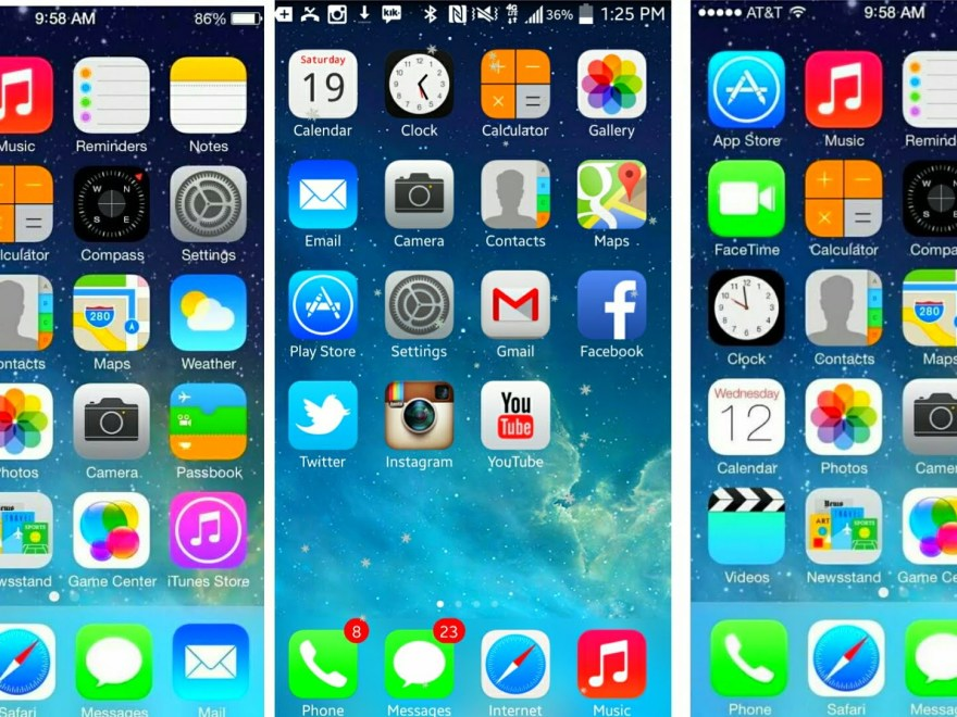 Download iOS Launcher APK App For Android