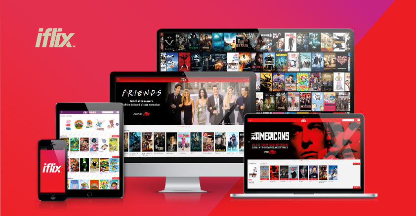 iFlix Movies App Download For Android