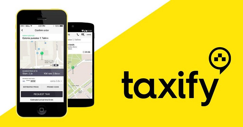 Download Taxify App For Android