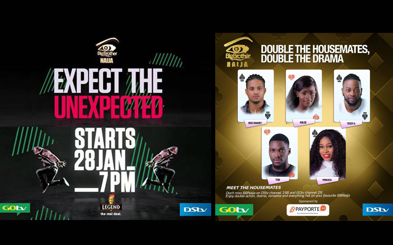 Live Stream & Watch Big Brother Naija Show On DSTV Now App