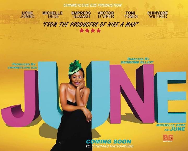 June latest Nigerian nollywood movie